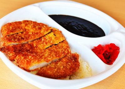 お惣菜カツカレー